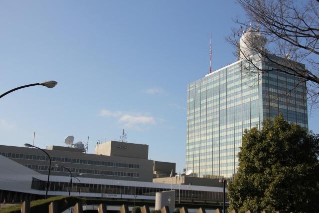 NHK本社