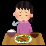 インフルエンザの子供が食事を食べない時や嘔吐した時の対処