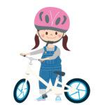 子供の自転車の練習はいつから?補助輪やペダルなしで乗る方法も紹介