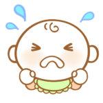 腸重積症の赤ちゃんの症状!寝てばかりやいつもと違う泣き方は要注意