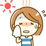 熱中症の原因と初期症状!食事や寝不足や湿度との関係は?