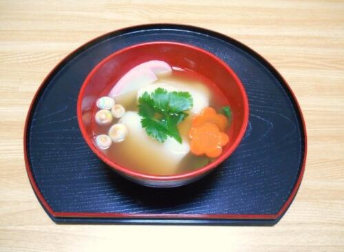 関東地域のお雑煮
