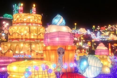 Sweets Lantern