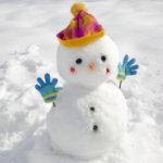 雪だるまの簡単な作り方は?転がして大きくするコツも紹介