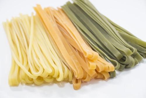 生麺パスタ