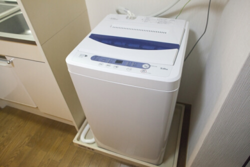 縦型洗濯機